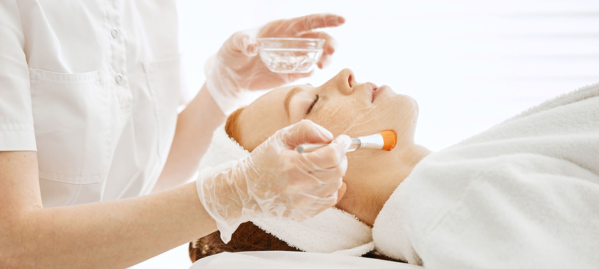 Faceial treatment